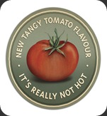 Tomato badge artwork