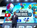 New Super Mario Brothers U Title