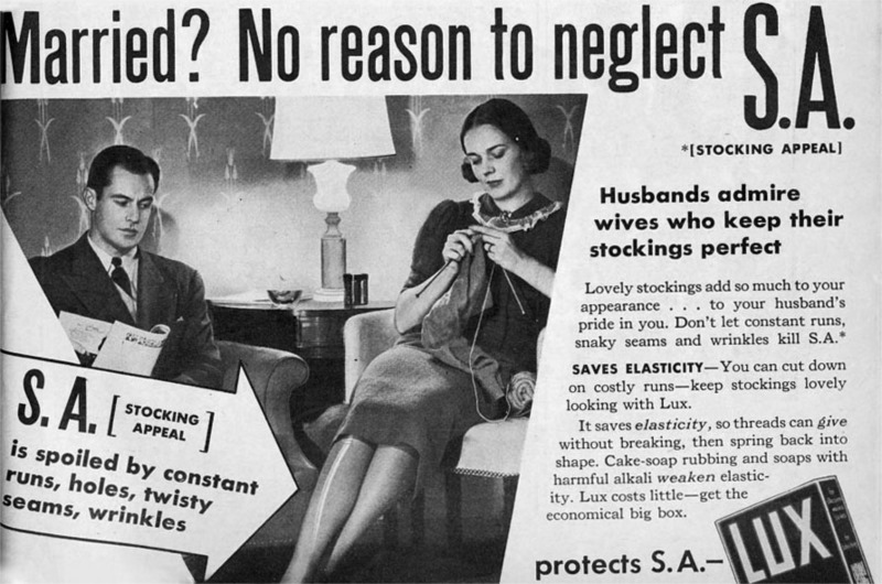 Escape Monday With Sexist Ads From The 1930s Them S